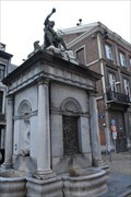Image for Fontaine Saint-Jean-Baptiste - Liège, Belgium