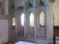 Image for Piscinas and Sedilia, St Mary - Kersey, Suffolk