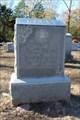 Image for Dallas M. Bass - Willard Cemetery - Winnsboro, TX