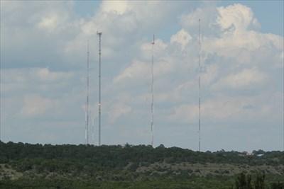 West Austin Antenna Farm -- Austin TX USA - Radio and