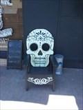Image for Skull bench - Bethany, Oklahoma USA