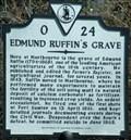 Image for Edmund Ruffin's Grave