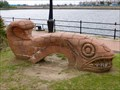 Image for Laughing Fish  - Cardiff Bay, Wales.