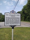 Image for The Crocketts' Home 1792-1794 - Greene County, TN