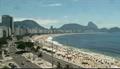 Image for Copacabana beach Webcam  -  Rio de Janeiro, Brasil