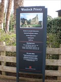 Image for Wenlock Priory