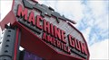 Image for Machine Gun - Artistic Neon - Kissimmee, Florida, USA.