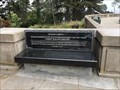 Image for WWII Soldiers Bench - San Fransisco, CA