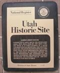 Image for James Green House - Bountiful, Utah