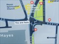Image for You are at North Hyde and Station Road, Hayes, (London) England
