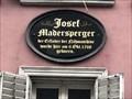 Image for Josef Madersperger - Kufstein, Tirol, Austria