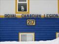 "Image for ""Royal Canadian Legion Branch #217"" - Salmo, British Columbia"