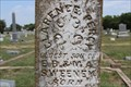 Image for OLDEST Son of E.B. & M.A. Sweeney - Ridge Park Cemetery - Hillsboro, TX
