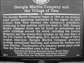 Image for Georgia Marble Company and the Village of Tate- GHS 112-1