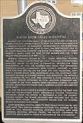 Image for Kahn Memorial Hospital