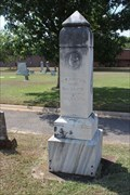 Image for W.F. Griffin - Oakwood Cemetery - Tyler, TX