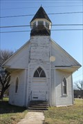 "Image for ""Community Fighting to Save Church, Heritage"" -- Menard TX"