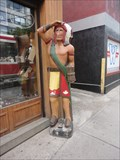 Image for Cheers Cigar Store Indian  -  Toronto, Ontario