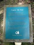 Image for Powder Mill Post - Gorley Bushes, Fritham, Hampshire, UK