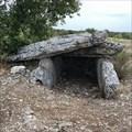 Image for Dolmen sous tumulus - Rocamadour, France