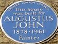 Image for Augustus John - Mallord Street, London, UK