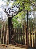 Image for Tree Gate - SD Wild Animal Park - Escondido, CA
