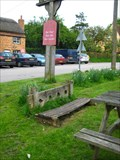 Image for  Village Stocks  - Marsworth -  Herts. UK
