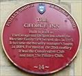 Image for George Inn, High St, Pateley Bridge, N Yorks, UK