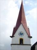 Image for Glockenturm Pfarrkirche hl. Lambert - Steinberg, Tirol, Austria