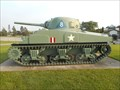 Image for British Sherman (M4 A2) Tank - Officers Mess - CFB Borden, ON