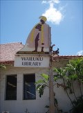 Image for Wailuku Library  -  Wailuku, HI