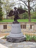 Image for Angel of Hope, Washington Park.  Springfield, Illinois