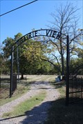 Image for Prairie View Cemetery Arch -- Forney TX
