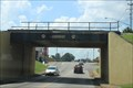 Image for CSX bridge over Main Street -- Ardmore TN