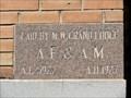 Image for 1927 - Masonic Temple #65 - Glenwood Springs, CO