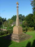 Image for WWI/II War Memorial, St Leonard's Church, Clent, Worcestershire, England