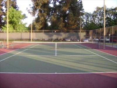 Fresno City College Tennis Courts Fresno Ca Tennis Facilities On