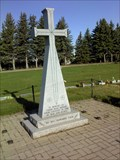Image for Field of Honour - Town of Olds Cemetery - Olds, Alberta.