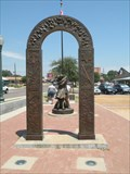 Image for War Memorial Arch, Grapevine, Texas