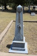 Image for Ina Stephens - Citizens Cemetery - Clarendon, TX