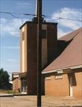 Image for United Methodist Church Bell Tower - Bovina, TX