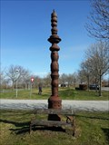 Image for Søjle til Foulum / Column for Foulum - Foulum, Denmark