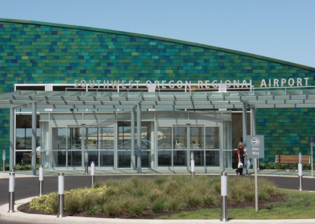 Southwest Oregon Regional Airport North Bend OR Airports On - Airports in oregon