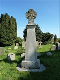 Image for Combined WWI and WWII celtic cross - All Saints - Great Glemham, Suffolk