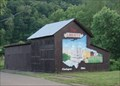Image for Barn with Mural  -  Clarington, OH