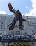 Image for Transformers: The Ride - Orlando, Florida, USA.