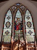 Image for Stained Glass Window - St Peter - South Elmham St Peter, Suffolk
