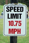 Image for 10.75 Miles Per Hour - Florence, AL