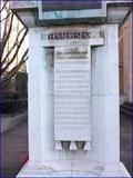 Image for John 15 - King George Hospital War Memorial - Waterloo Road. London, UK