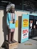 Image for Hardies Cigar Store Indian - Quartzite, AZ